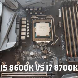 i5 8600K vs i7 8700k For Gaming - Review - GamingGem