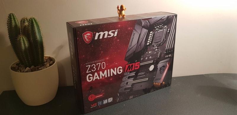MSI Z370 Gaming M5 Medium