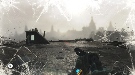 Metro: Last Light Environment: Rooftops