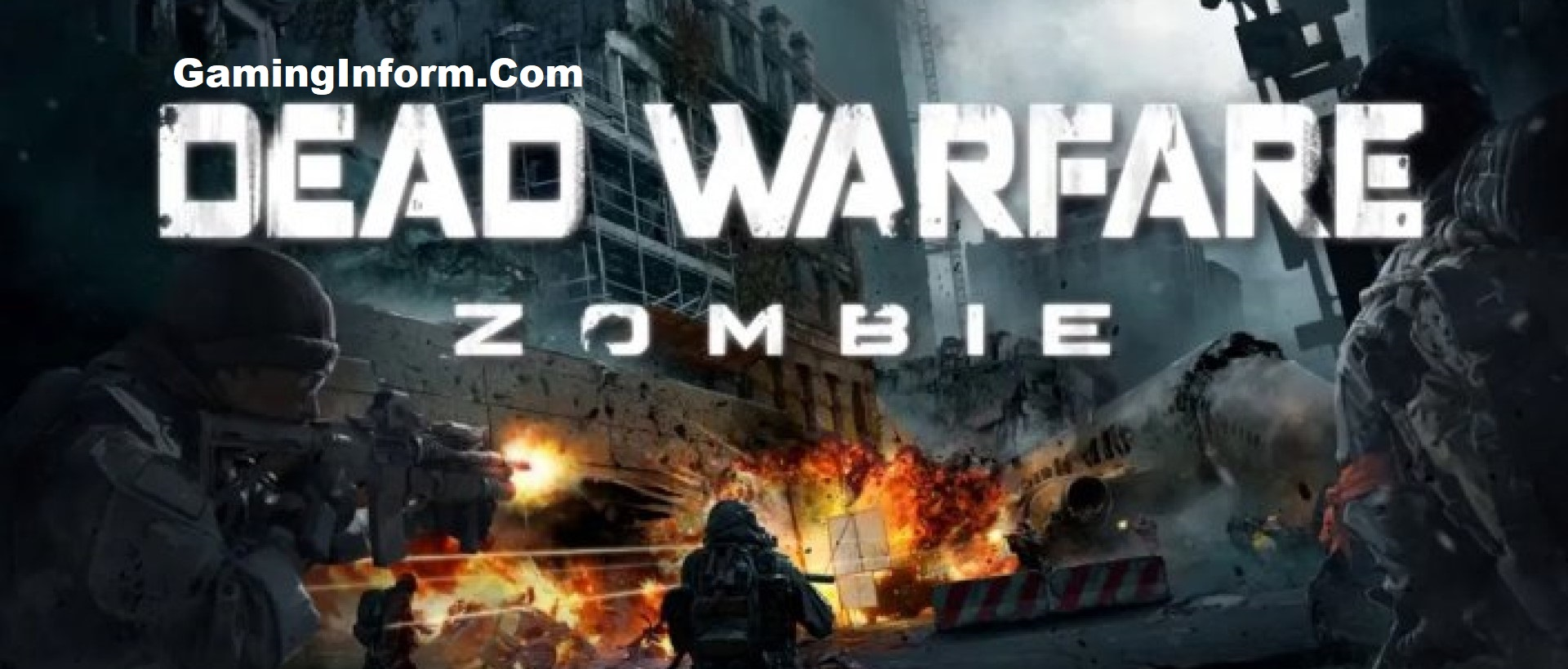DEAD WARFARE MOD APK Latest Version For Android Install Free