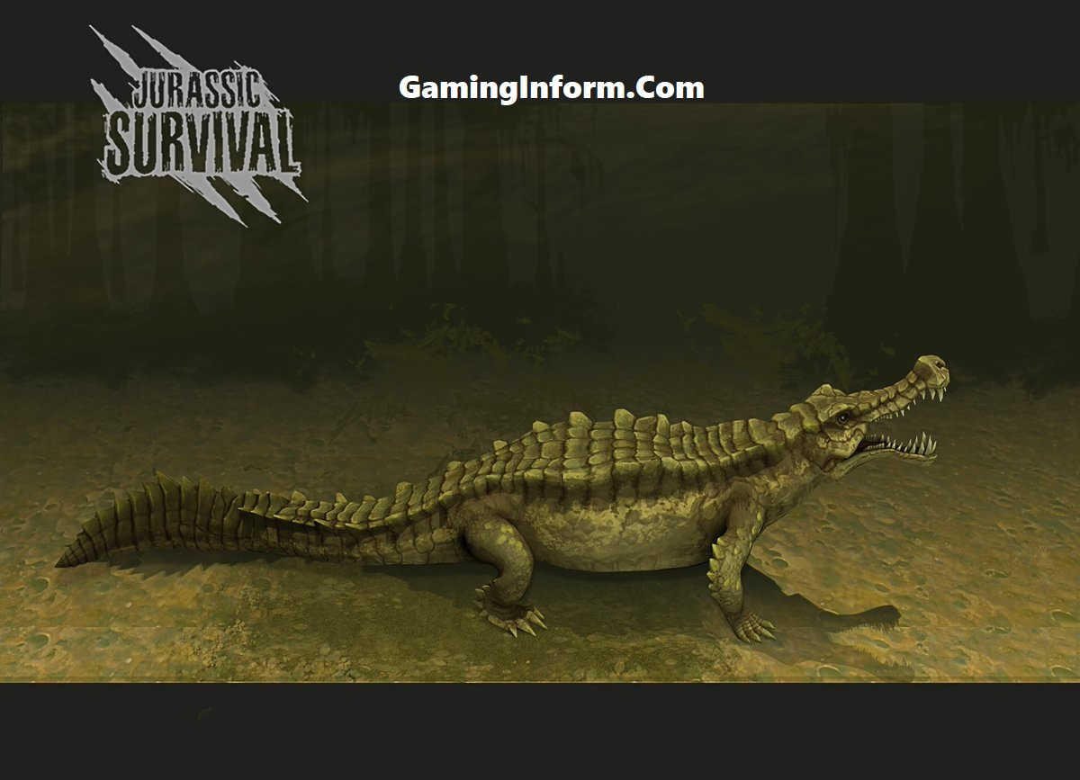 Jurassic Survival Island MOD APK For Android