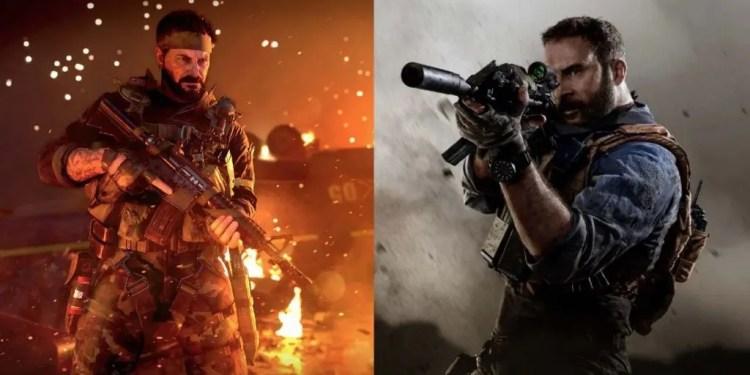 Modern Warfare Player Count