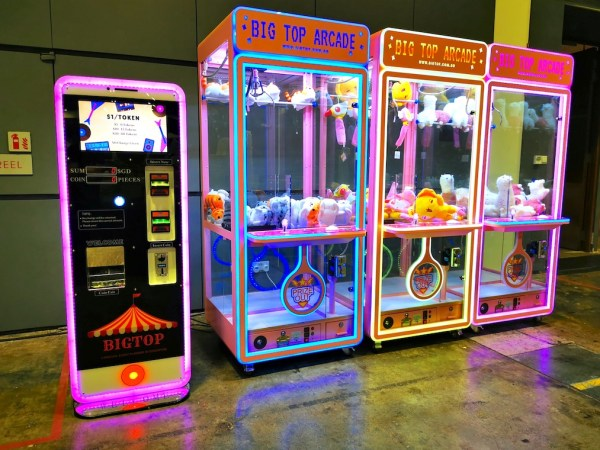 Claw Machines for Sale