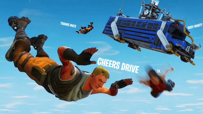 Fortnite thank bus driver petition