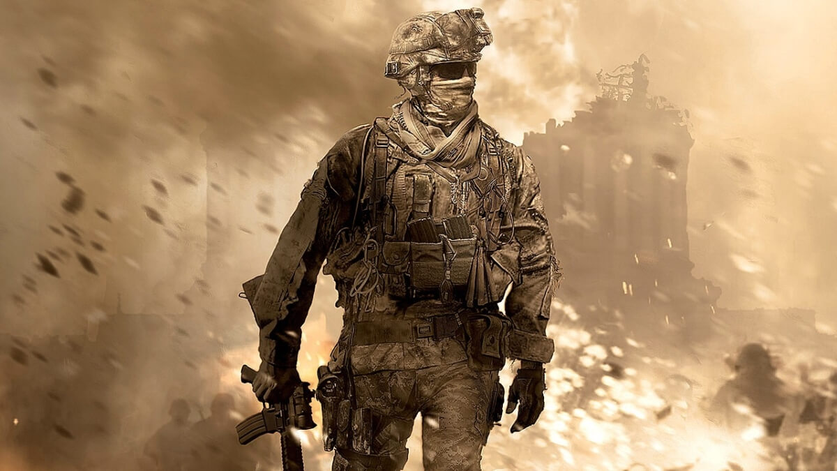 PEGI Rates Call of Duty: Modern Warfare 2 Campaign Remastered