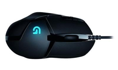 Logitech: mouse gamer mais veloz do mundo