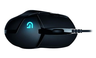 Logitech: mouse gamer mais veloz do mundo
