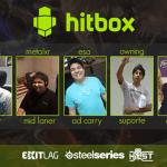 Hitbox e-Sport: nova line-up brasileira de LoL
