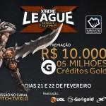 Tem início a Liga XTreme Legend de League of Legends no Brasil