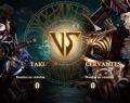 Soulcalibur VI – Taki customisée vs Cervantes (difficile)