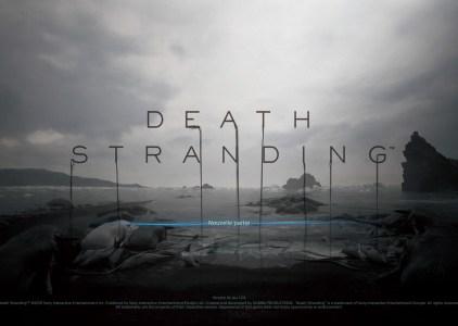 Ma découverte de Death Stranding