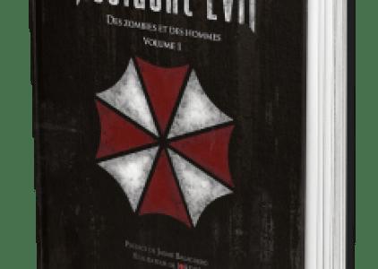 Critique du livre Resident Evil : Des zombies et des hommes volume 1 (2020) – Third Editions