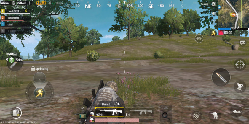 Best 3 multiplayer mobile games, PUBG Mobile