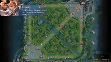 Map Arena of Valor