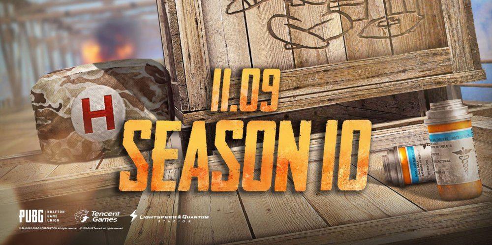 Pubg Mobile Season 10 Is Arriving On November 9 Heres What