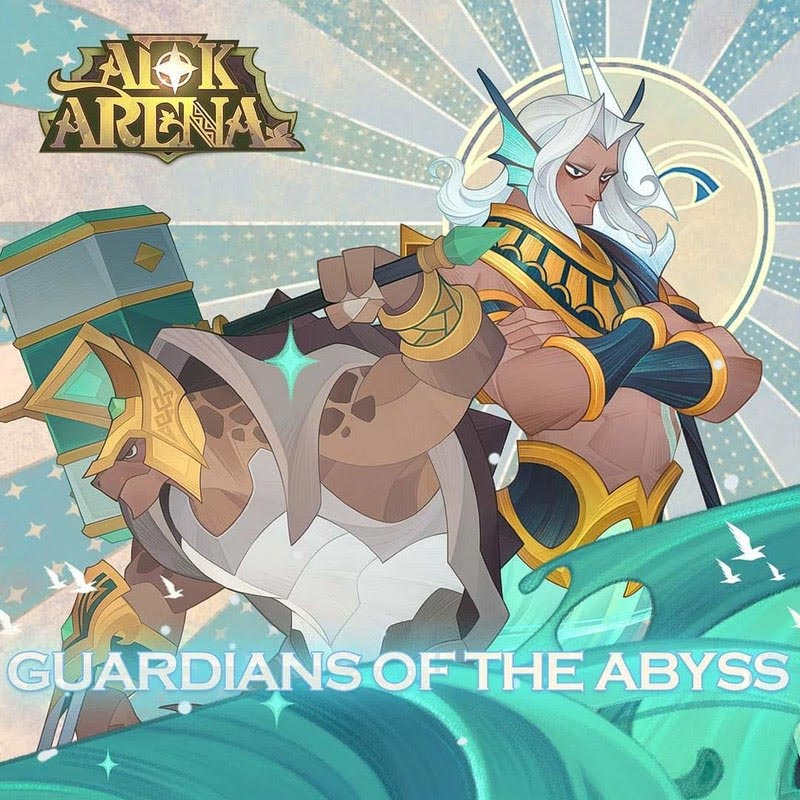 afk arena new union guardian of the abyss gorvo and seirus