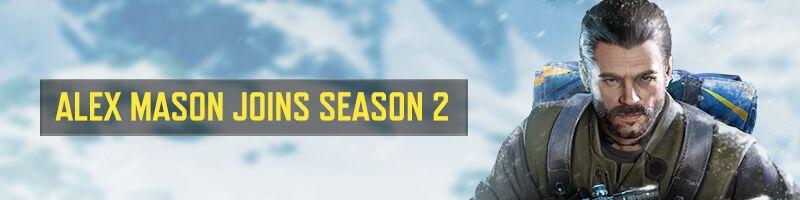 alex mason, Call of Duty Mobile Season 2