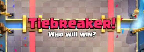 Tiebreaker in Clash Royale