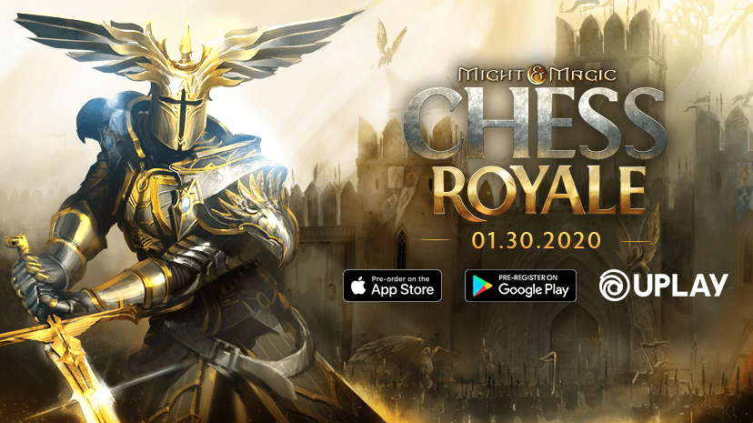 might and magic chess royale release date