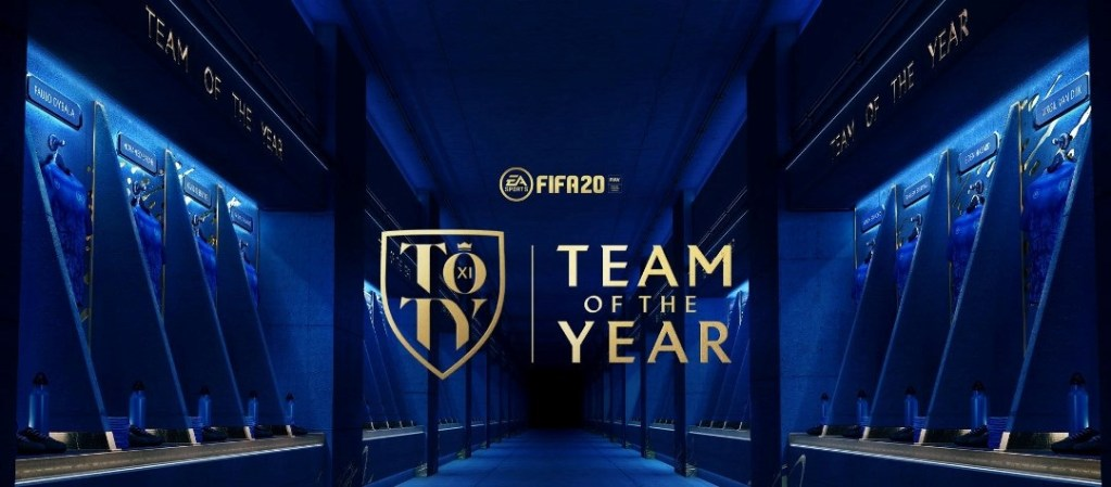 FIFA Mobile 20 TOTY
