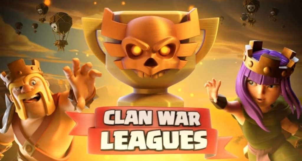 Clan War Leagues in Clash of Clans