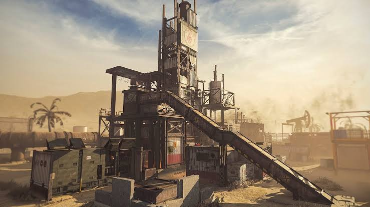COD Mobile Rust Map