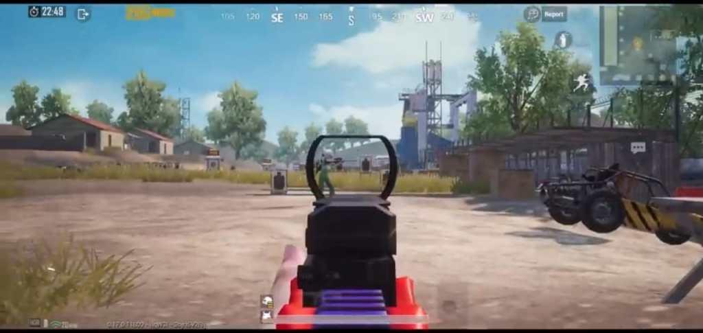 PUBG Mobile Gun Recoil Control