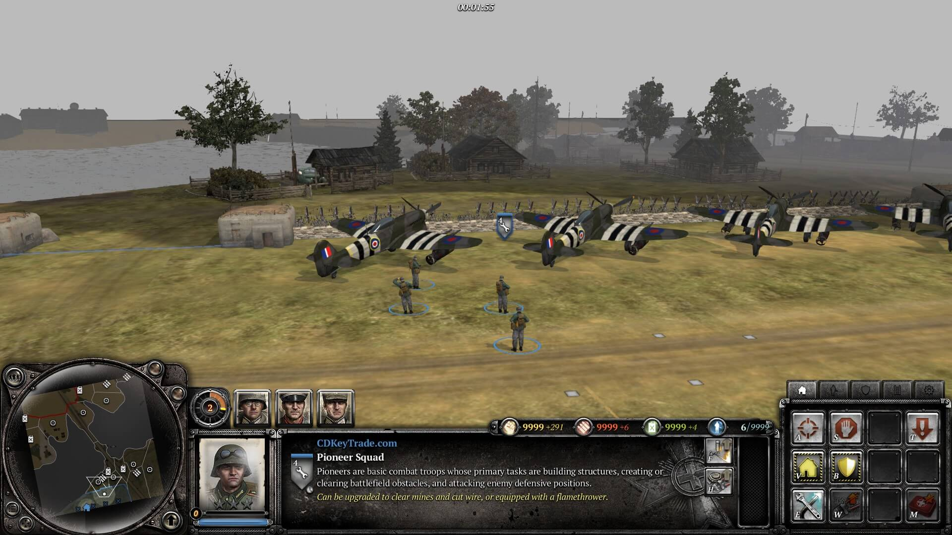 Company Of Heroes 2 Unlimited Fuel Ammunition Man Power And