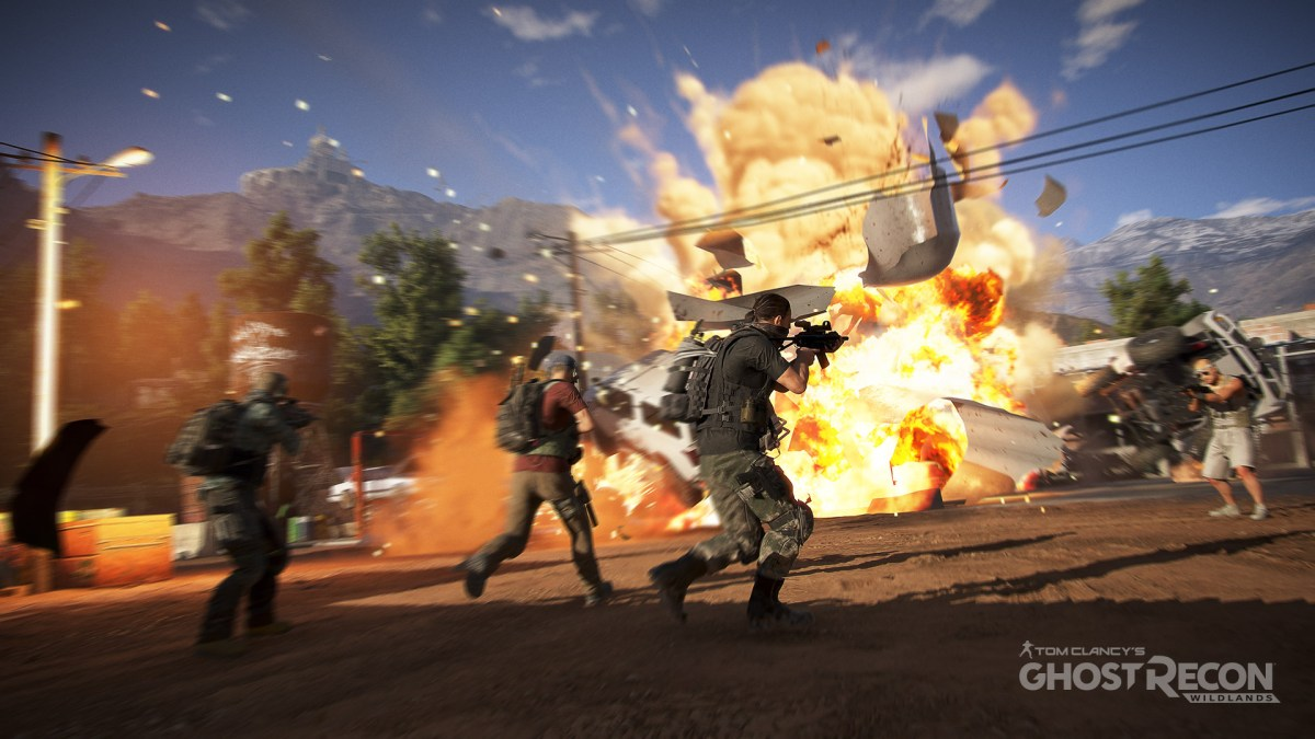 Ghost Recon: Wildlands Beta Code FREE Sign Up