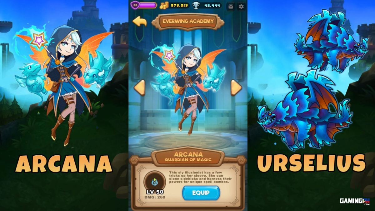 How to unlock Everwing Guardian Arcana