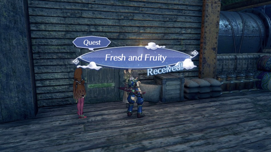Fresh And Fruity Side Quest Guide Xenoblade Chronicles 2 Gamingphcom