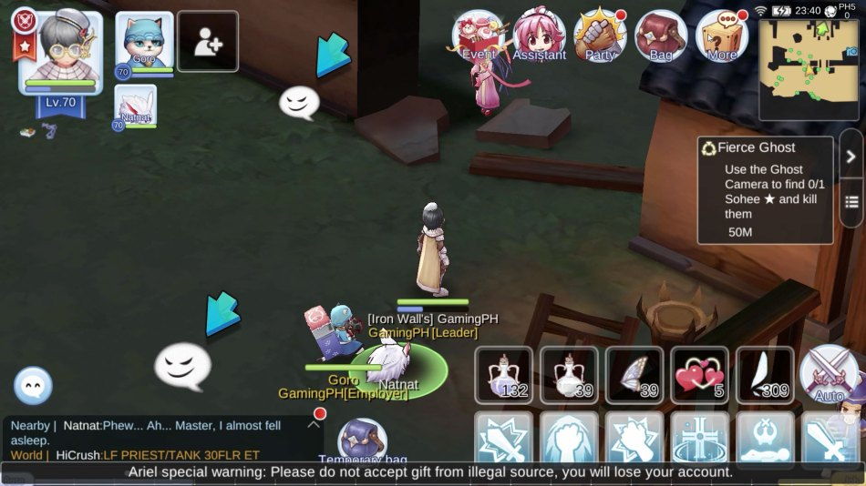 How to Find Sohee Star, Fierce Ghost Quest in Ragnarok M