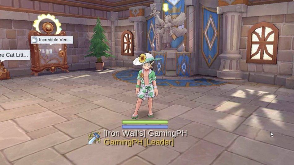 How to Wear Costume, together with Equipment in Ragnarok M