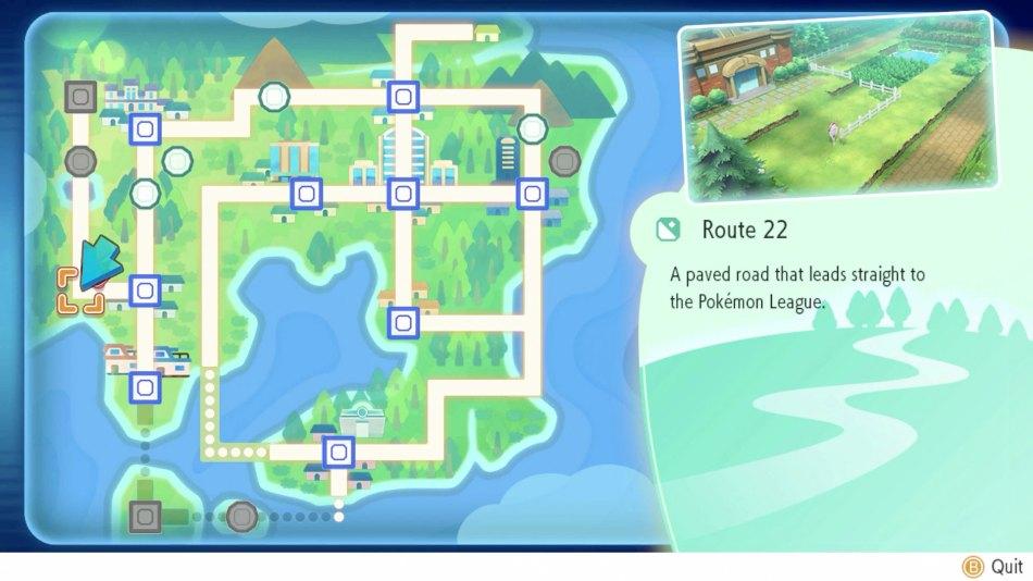 All Pokemon Map Location in Pokemon Let's Go Pikachu, Eevee