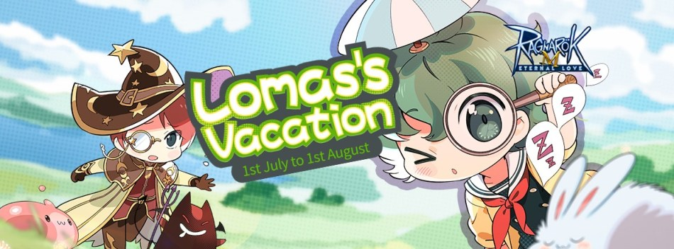 July Event, Lomas's Vacation Ragnarok Mobile Eternal Love – GamingPH com