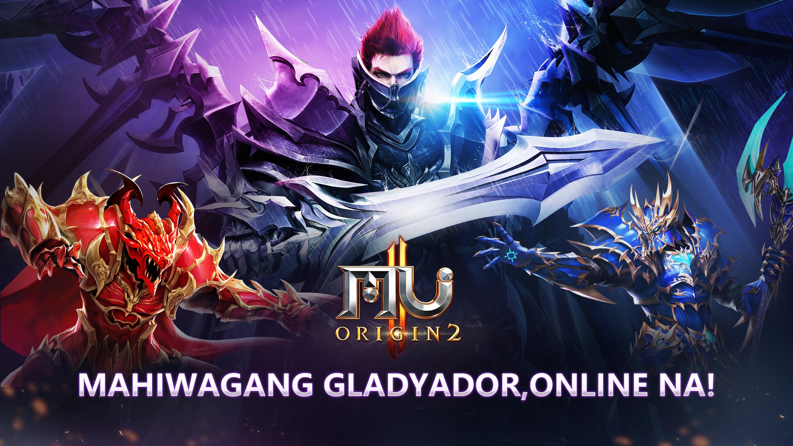 MU Origin 2 New PH Version is Finally Here! – GamingPH com
