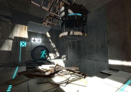 Portal 2: Cooperação PC e PS3