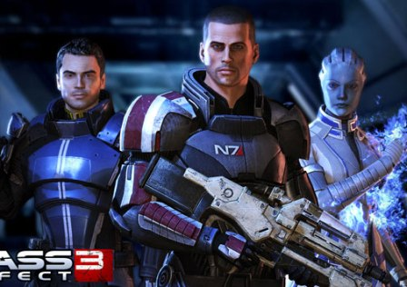 Mass Effect 3 Adiado Para 2012