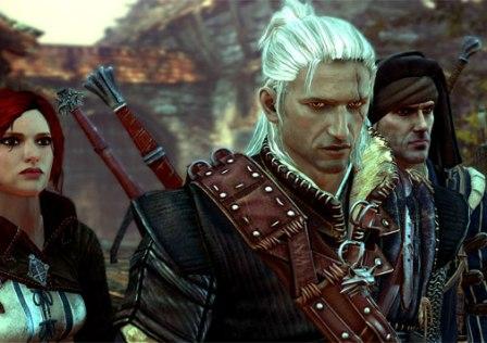 The Witcher 2 Confirmado Para Xbox 360