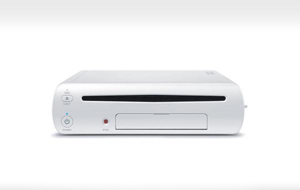Wii U: Consola