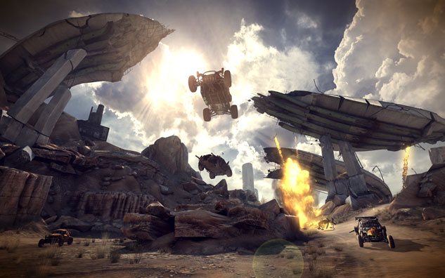 E3 2011: John Carmack Preveligia PC