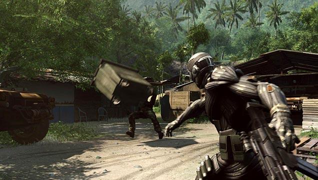 Crysis 1 Pode Chegar à Xbox 360 e PS3