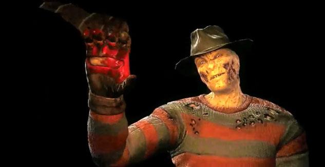 Freddy Krueger Está a Chegar Ao Mortal Kombat