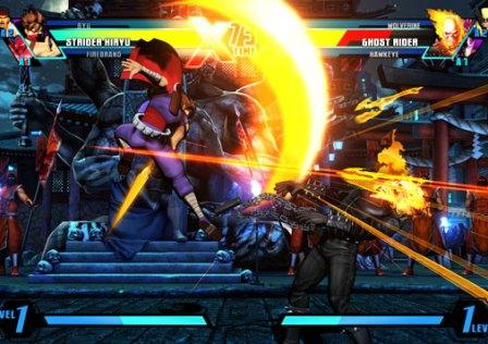 Ultimate Marvel Vs. Capcom 3 Anunciado