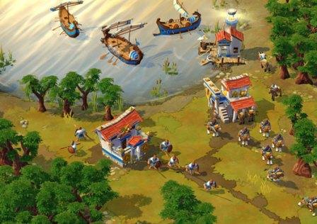 Já Experimentaste o Age Of Empires Online?