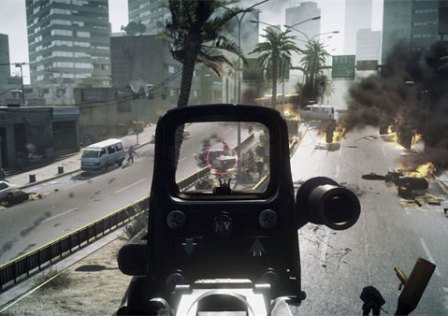 Pré-Compra Battlefield 3 e Recebe Itens Grátis