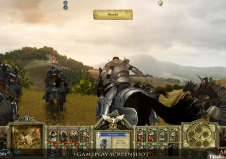 King Arthur: Fallen Champions Chega Dia 25 Deste Mês