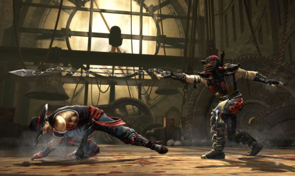 Mortal Kombat Vendeu Mais de 3 Milhões de Unidades