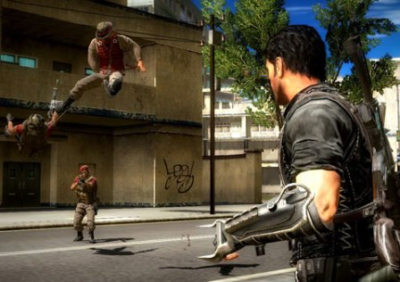 Rumor: Just Cause 3 Em 2012