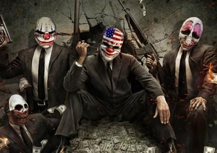 Payday: The Heist Chega Dia 18 De Outubro!